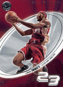 2004-05 E-XL #53 LeBron James