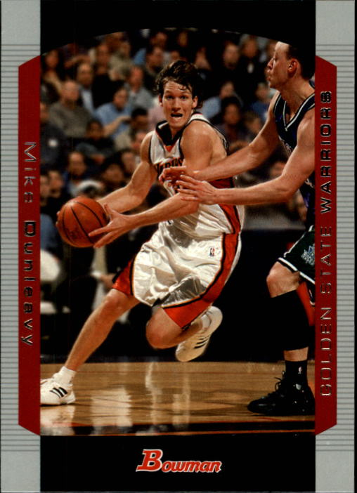 2004-05 Bowman #35 Mike Dunleavy