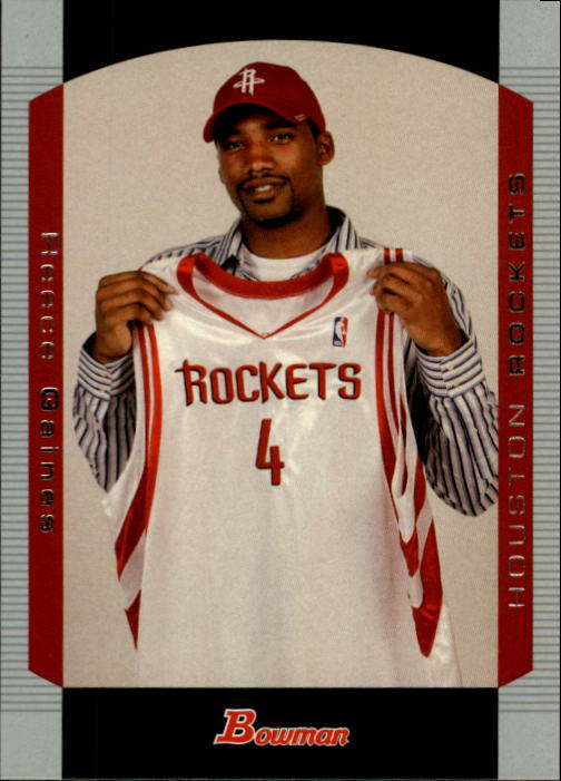 2004-05 Bowman #65 Reece Gaines