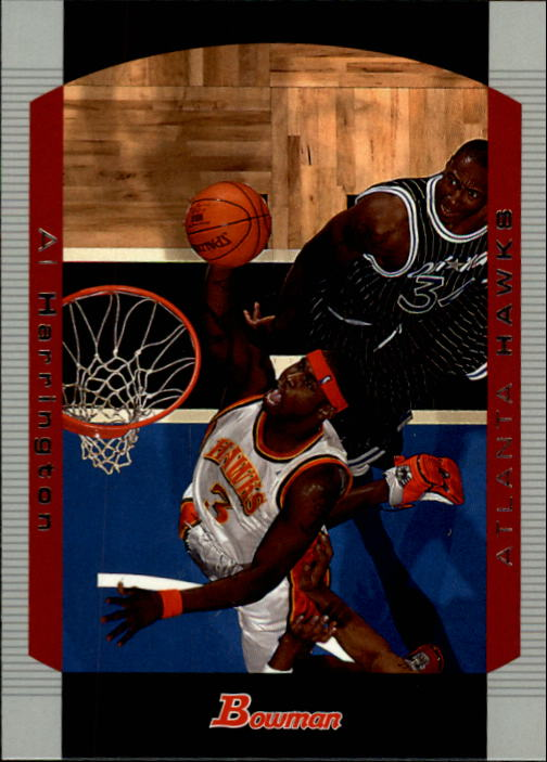 2004-05 Bowman #94 Al Harrington