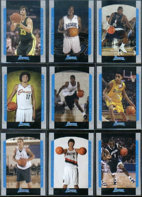 2004-05 Bowman #128 Delonte West RC