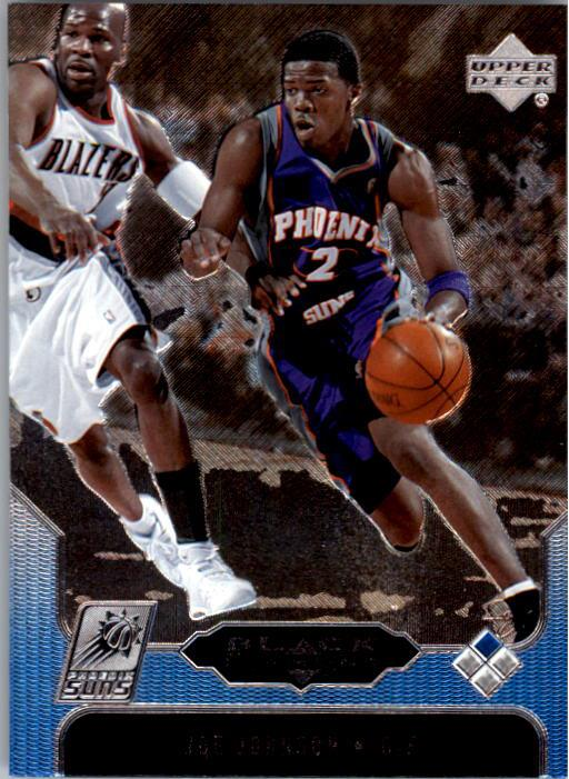 2004-05 Black Diamond #65 Joe Johnson