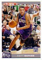 2004-05 Topps Total #232 Matt Barnes