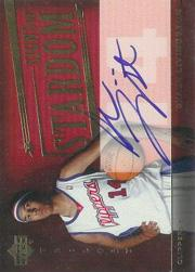 2004-05 Upper Deck Trilogy Signs of Stardom #SL Shaun Livingston