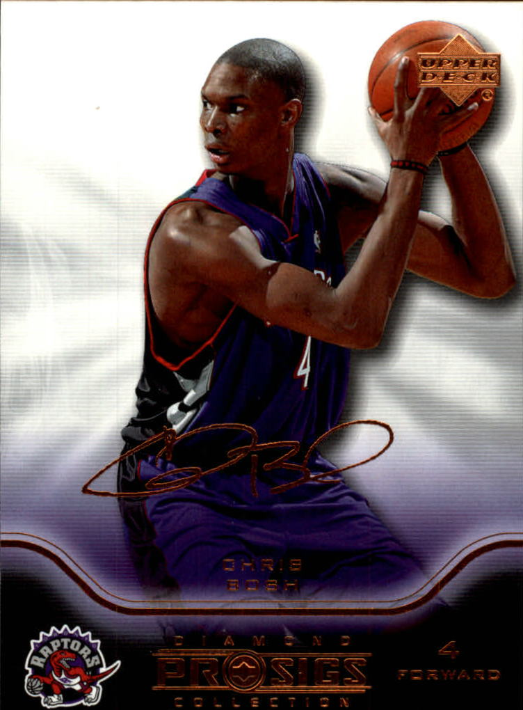 2004-05 Upper Deck Pro Sigs #82 Chris Bosh