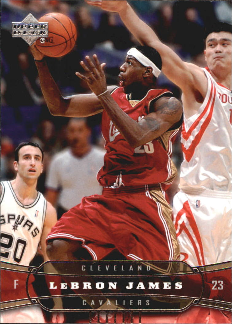 2004-05 Upper Deck #26 LeBron James