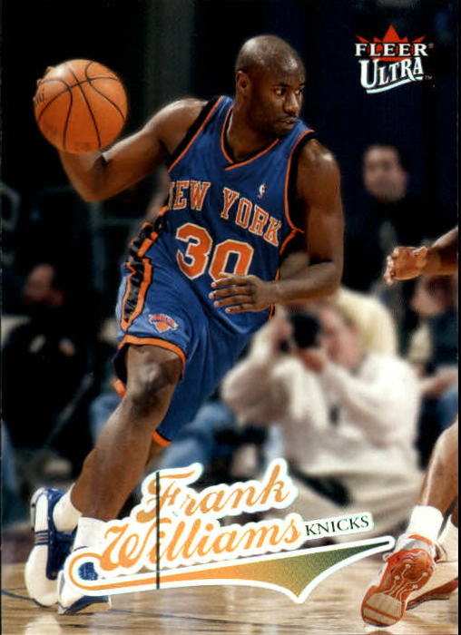 2004-05 Ultra #13 Frank Williams