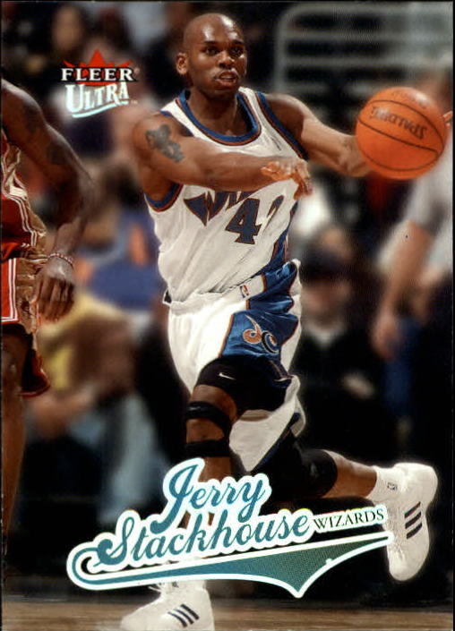 2004-05 Ultra #35 Jerry Stackhouse