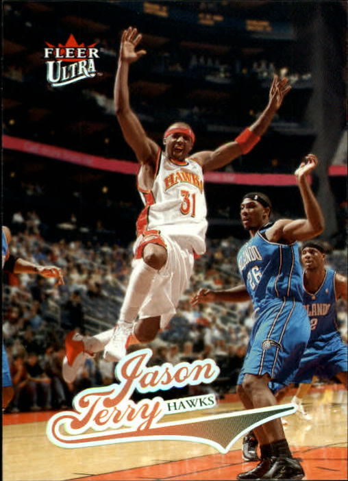 2004-05 Ultra #36 Jason Terry