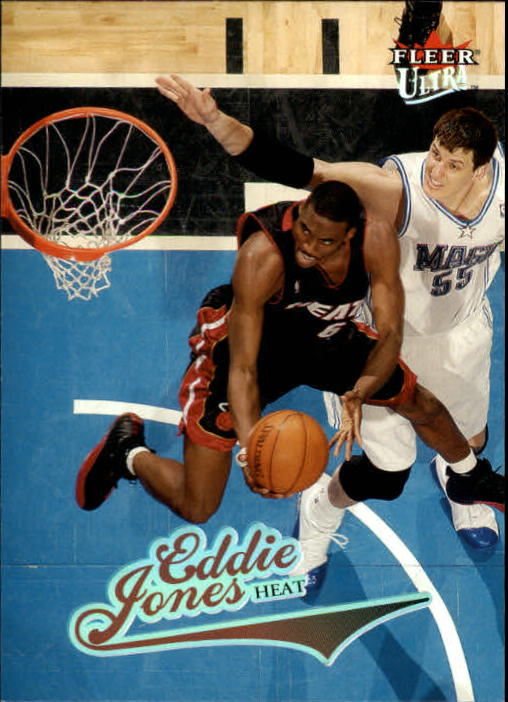 2004-05 Ultra #53 Eddie Jones
