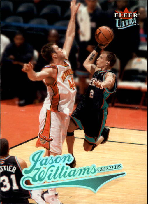 2004-05 Ultra #59 Jason Williams