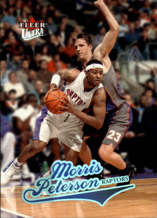 2004-05 Ultra #69 Morris Peterson