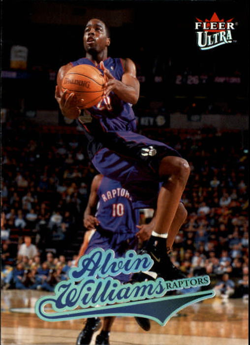 2004-05 Ultra #76 Alvin Williams