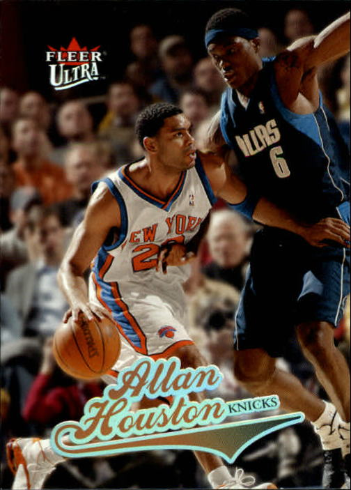 2004-05 Ultra #81 Allan Houston