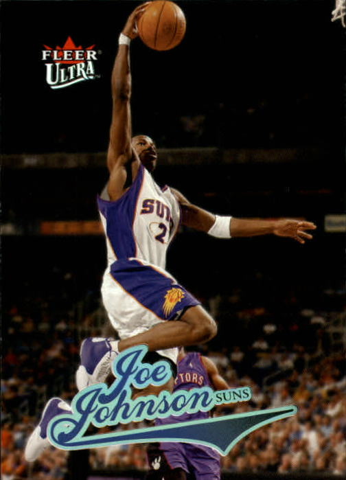 2004-05 Ultra #82 Joe Johnson