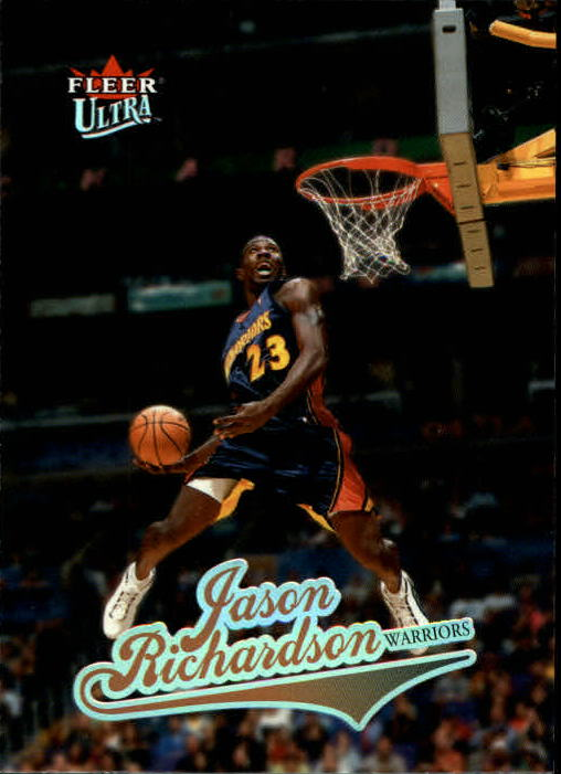 2004-05 Ultra #85 Jason Richardson
