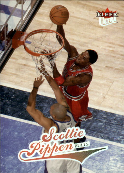 2004-05 Ultra #90 Scottie Pippen