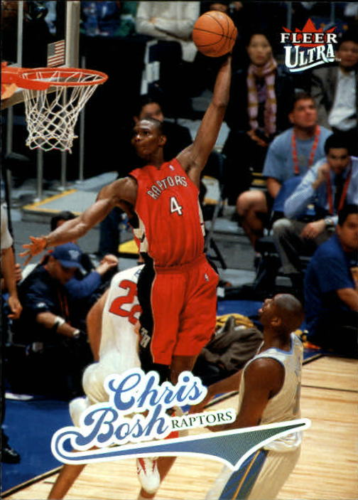 2004-05 Ultra #96 Chris Bosh front image