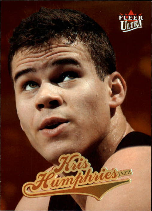 2004-05 Ultra #189 Kris Humphries RC