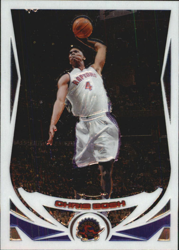 2004-05 Topps Chrome #4 Chris Bosh