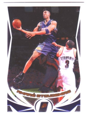 2004-05 Topps Chrome #16 Amare Stoudemire