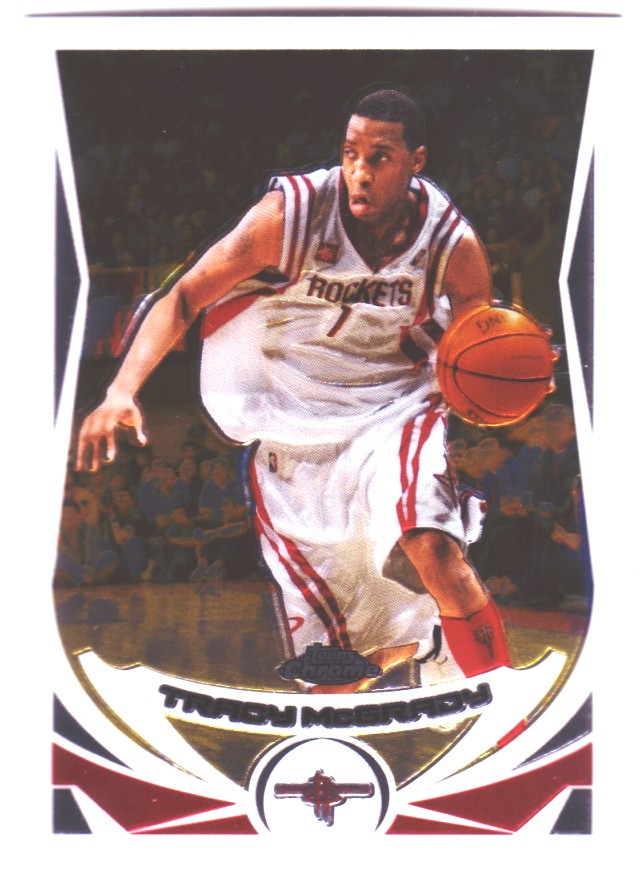 2004-05 Topps Chrome #136 Tracy McGrady