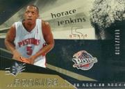 2004-05 SPx #92 Horace Jenkins RC