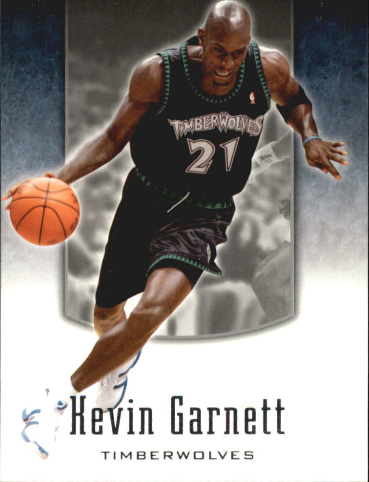 2004-05 SP Signature Edition #57 Kevin Garnett