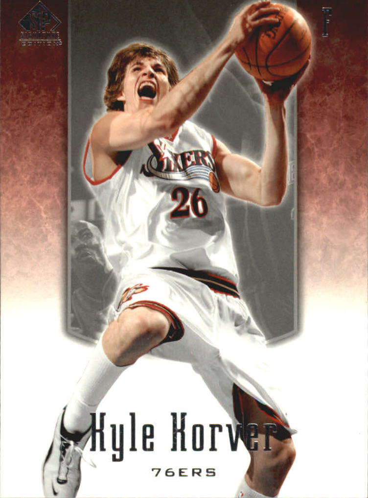 2004-05 SP Signature Edition #74 Kyle Korver