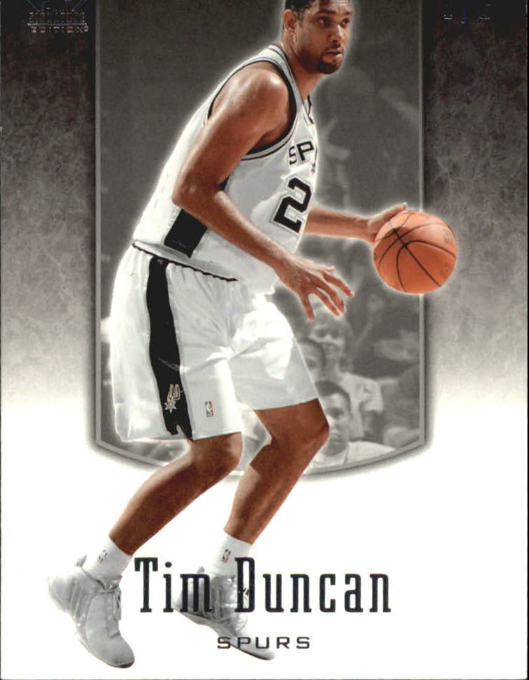 2004-05 SP Signature Edition #87 Tim Duncan