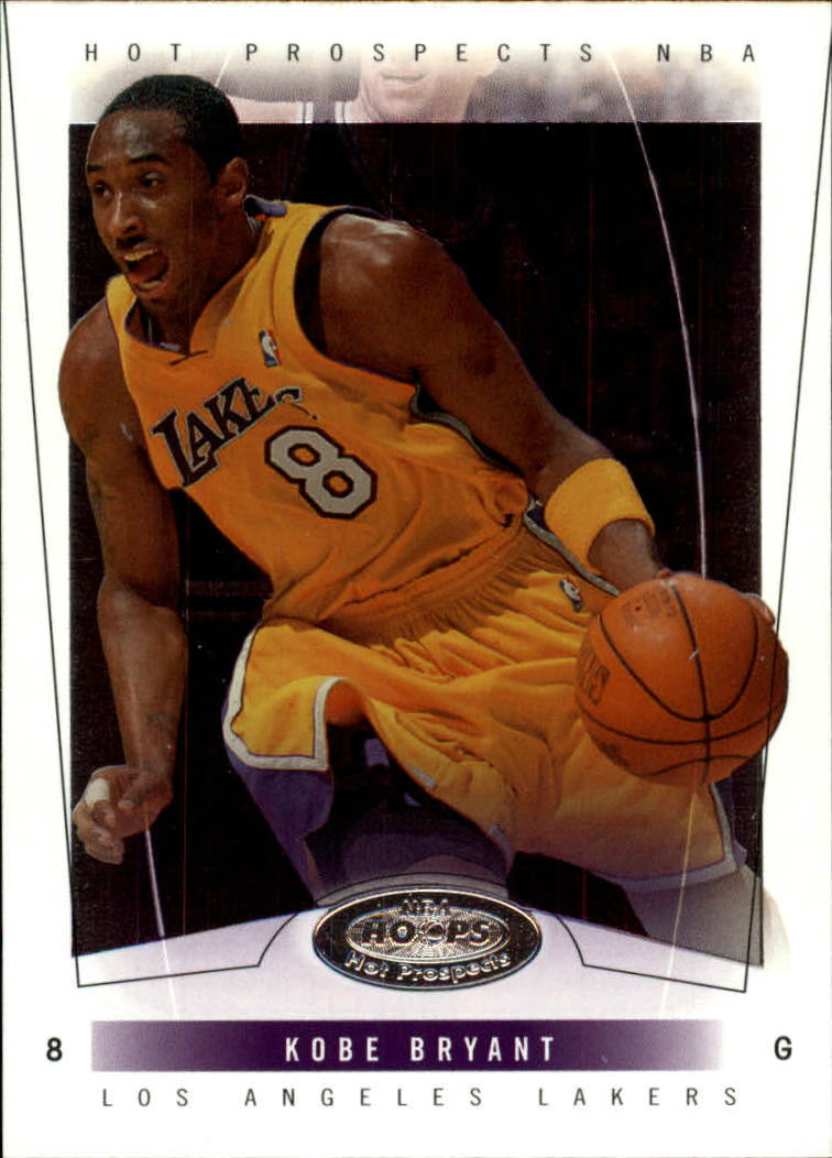 2004-05 Hoops Hot Prospects #65 Kobe Bryant
