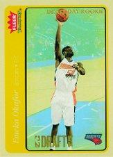 2004-05 Fleer Tradition Draft Day Rookies #222 Emeka Okafor