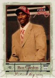 2004-05 Fleer Sweet Sigs #99 Ben Gordon RC