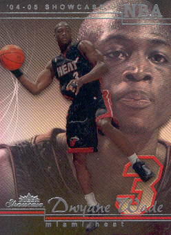 2004-05 Fleer Showcase #36 Dwyane Wade