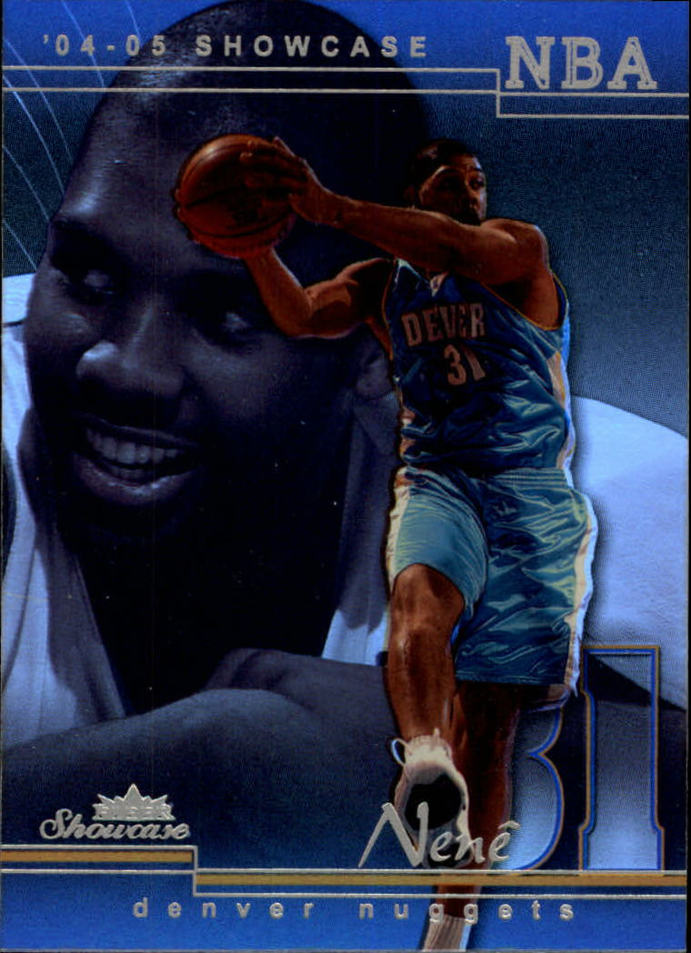 2004-05 Fleer Showcase #88 Nene