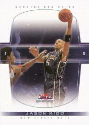 2004-05 Fleer Genuine #20 Jason Kidd