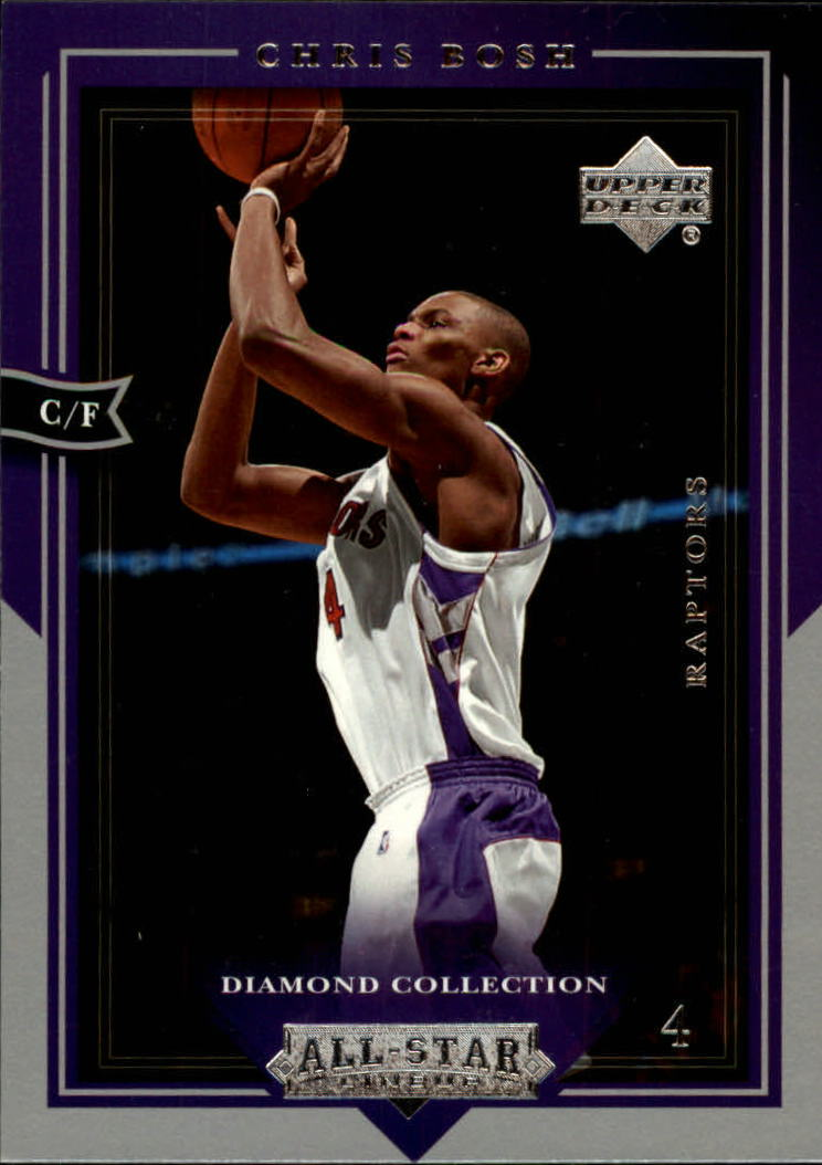2004-05 Upper Deck All-Star Lineup #82 Chris Bosh