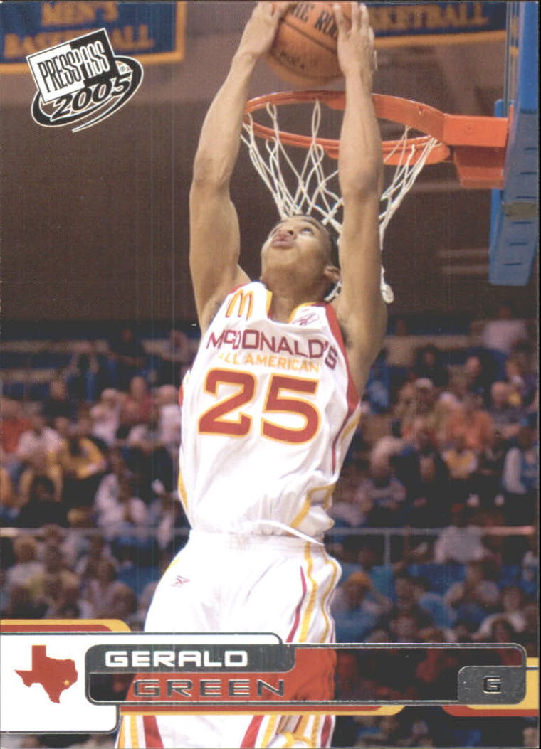 2005 Press Pass #17 Gerald Green