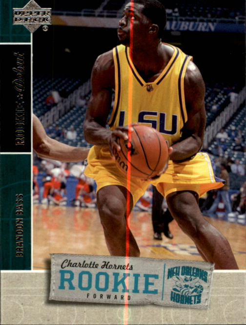 2005-06 Upper Deck Rookie Debut #131 Brandon Bass RC