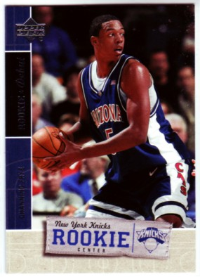 2005-06 Upper Deck Rookie Debut #133 Channing Frye RC