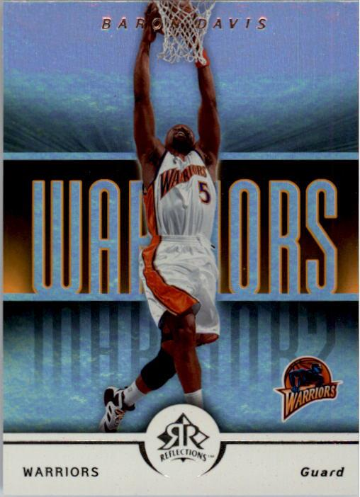 2005-06 Reflections #32 Baron Davis