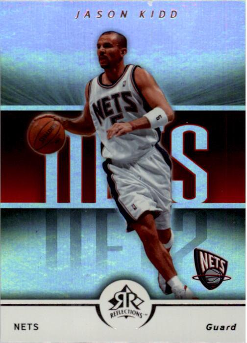 2005-06 Reflections #60 Jason Kidd