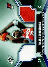 2005-06 SPx Winning Materials #AS Amare Stoudemire