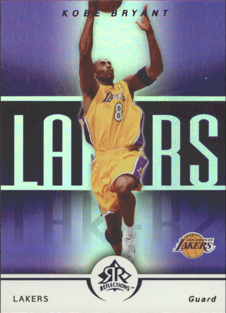 2005-06 Reflections Purple #44 Kobe Bryant