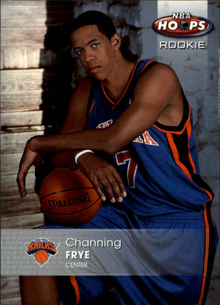 2005-06 Hoops #177 Channing Frye RC