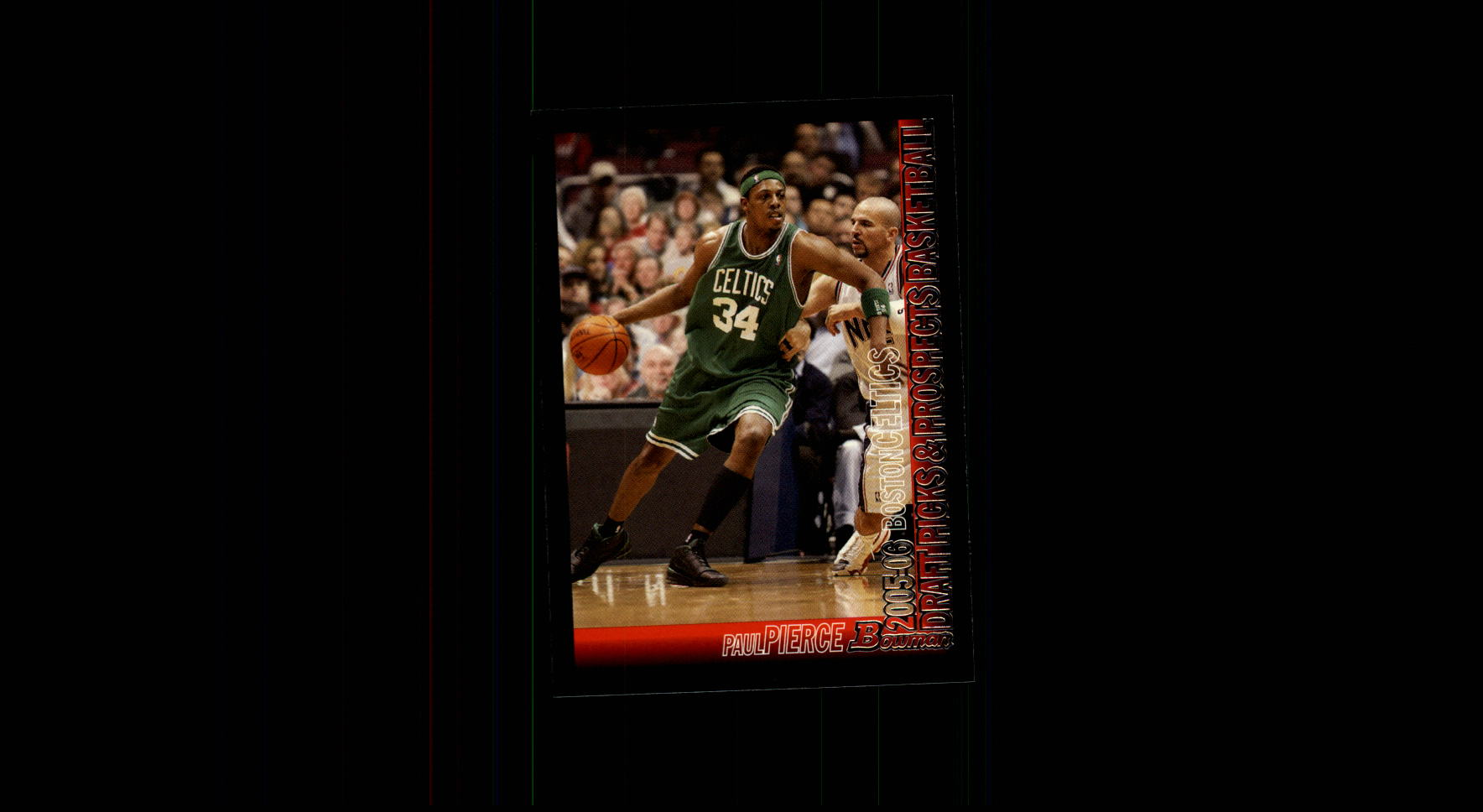 2005-06 Bowman #54 Paul Pierce