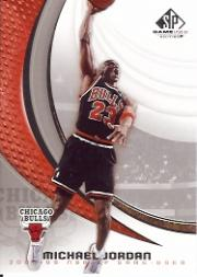 2005-06 SP Game Used #12 Michael Jordan