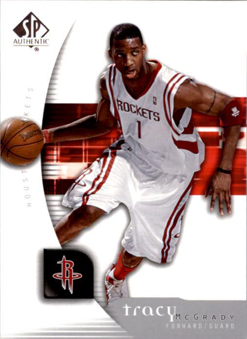 2005-06 SP Authentic #29 Tracy McGrady