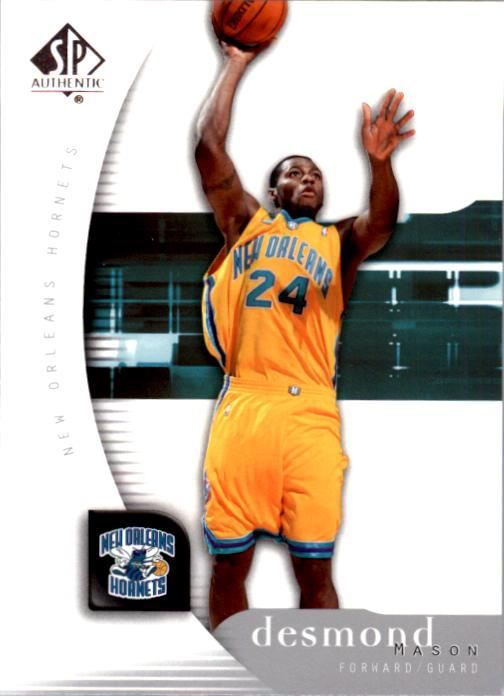 2005-06 SP Authentic #46 Desmond Mason