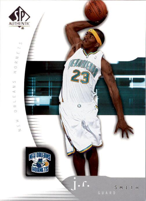 2005-06 SP Authentic #56 J.R. Smith